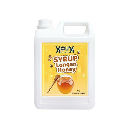 Longan Honey Syrup