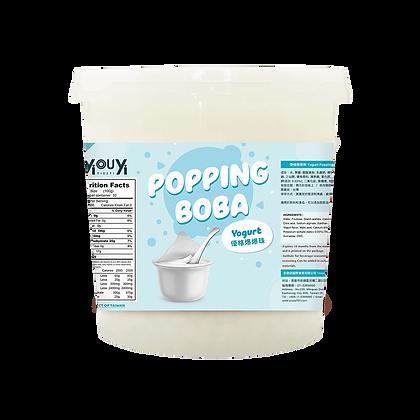 Yogurt Popping Boba
