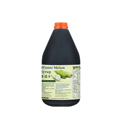Winter Melon Syrup