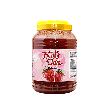 Strawberry Fruit Jam