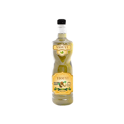 Macadammia Nut Syrup