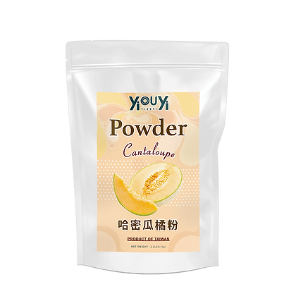 Cantaloupe Powder Mix