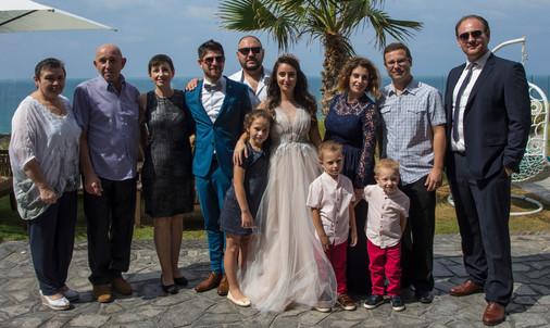 נדב והמשפחה
