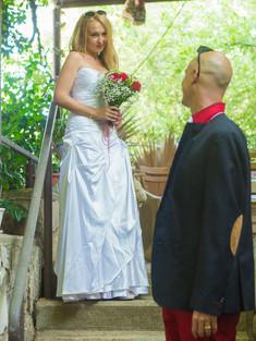 צילומים לפני החתונה - עומר ומרתה