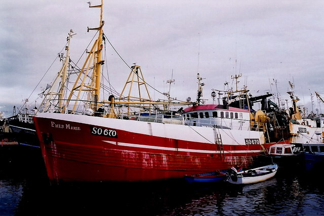 Killybegs Fishing Boats