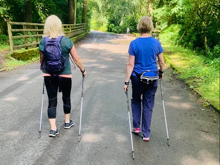 Nordic Walking - more than just a walk in the park!