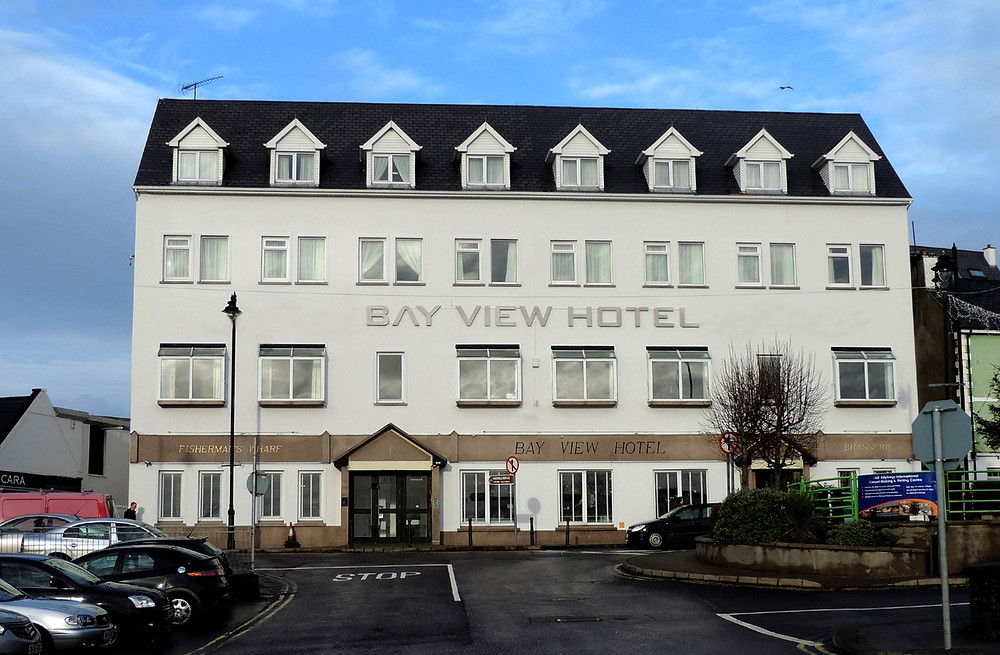 The Bay View Hotel