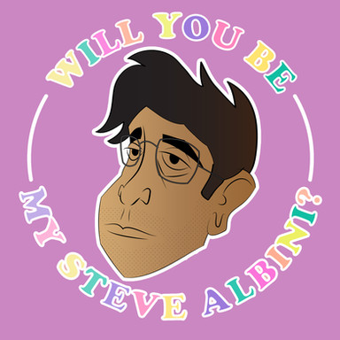 Will You Be My Steve Albini?