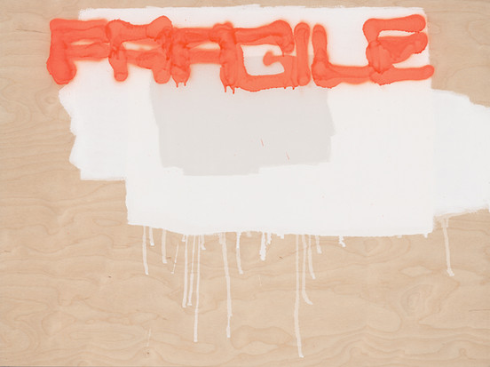Dream Painting Fragile # 1