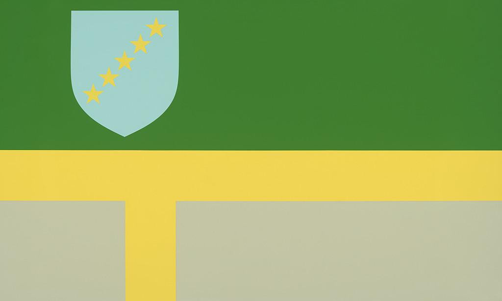 Dream Flag Painting F3