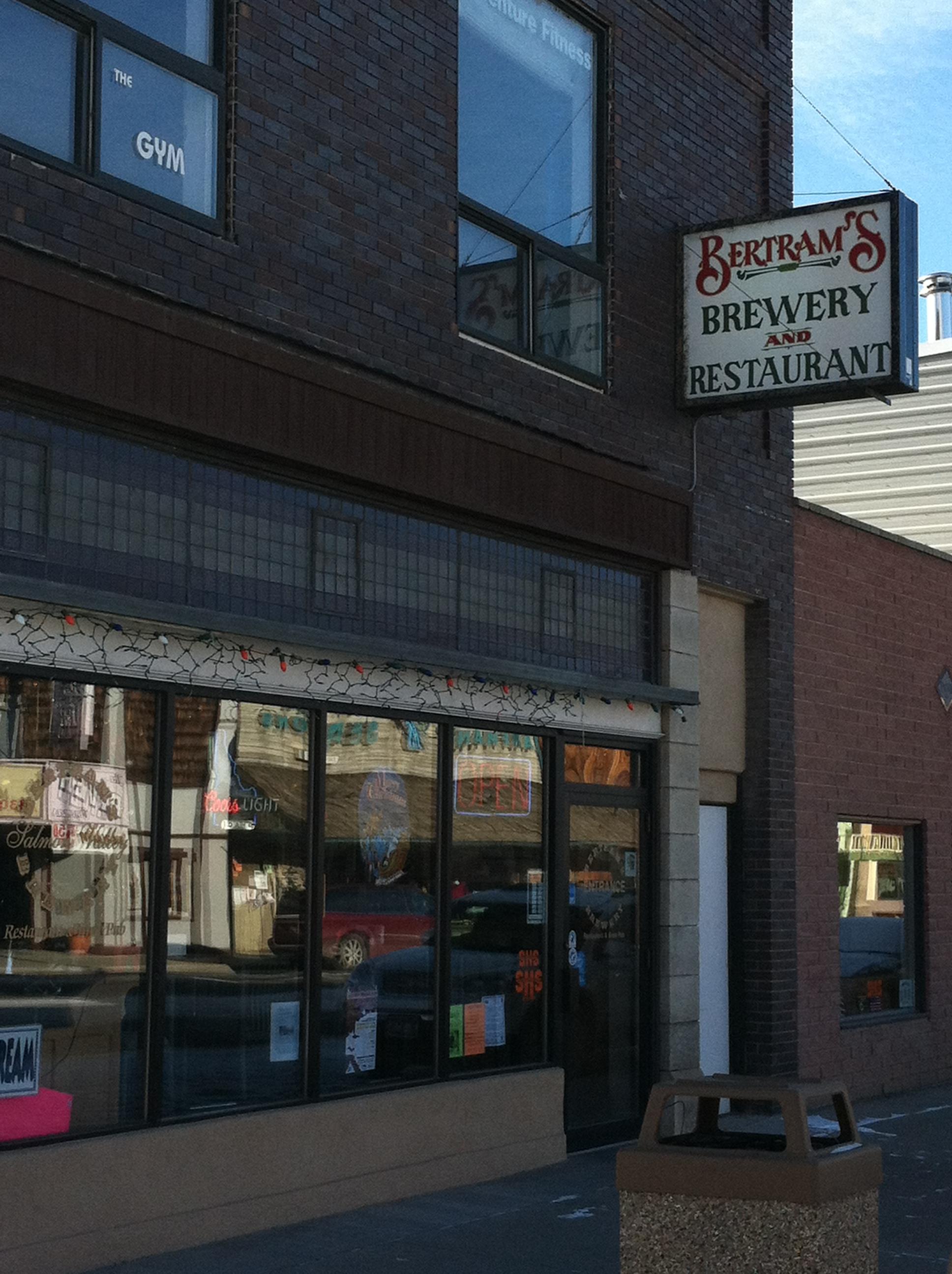 Bertram's Brewery and Restaurant