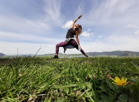 Meine Reise. Meine Lehrer. Ihre Inspiration. Mein Stil. Mein Yoga.