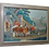"""Thumbnail: LARGE EARLY 19th CENTURY GOUACHE PAINTING, """"BY THE WATER TROUGH"""""""