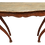 Thumbnail: EARLY 18TH CENTURY CONSOLE TABLE WITH FOSSIL EMBEDDED STONE TOP