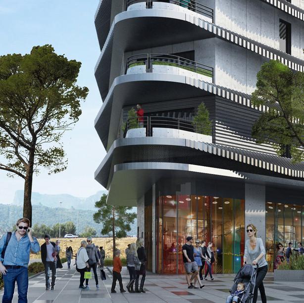 Nice Eco-Quartier