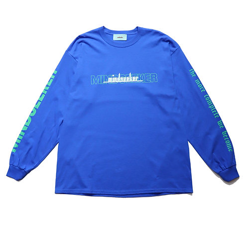 BEYOND  long sleeve T-shirt / BLE〔LIMITED〕