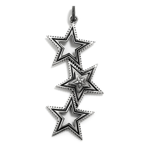 3 Star Cut Out