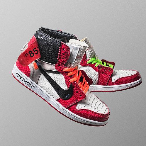 """LUX """"Chicago""""   Air Jordan 1"""