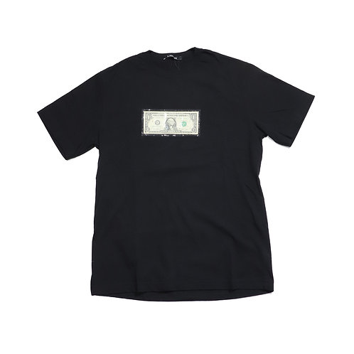 3.PARADIS / ANA T-shirt_BLK