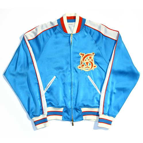 Brainwash Team Jacket / Blue