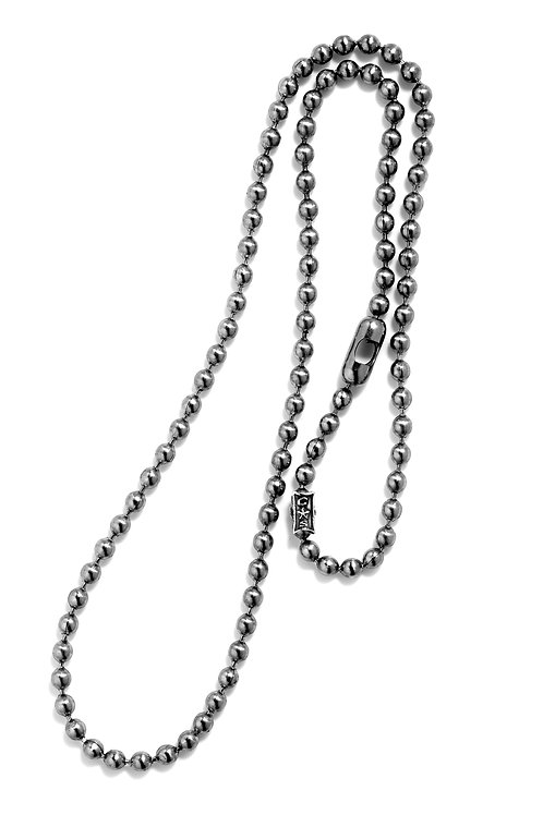 Stainless Ball Chain Necklace