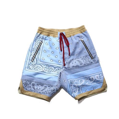 bandana shorts   24