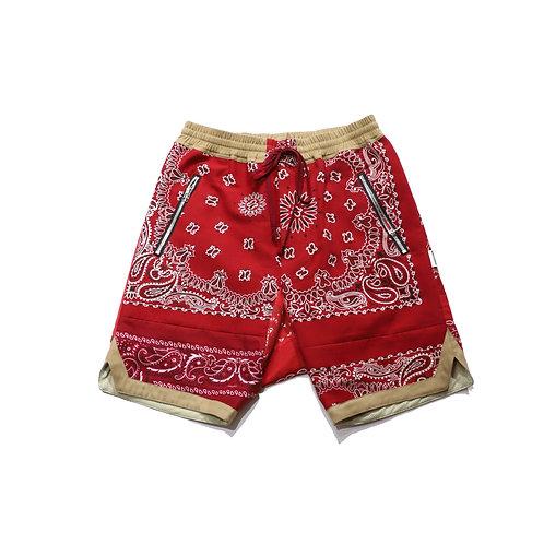 bandana shorts | 01