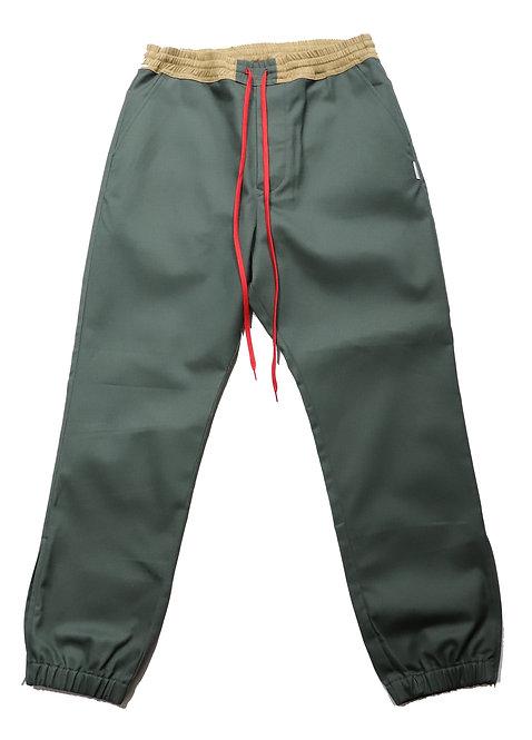 Jogger Work Pants / OLIVE GREEN