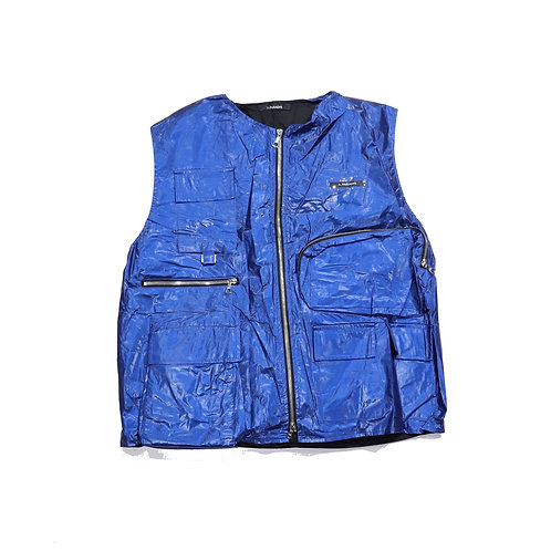 3.PARADIS / RAQUY vest with hidden parka