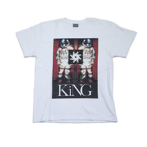 KiNG / astronaut Tshirt