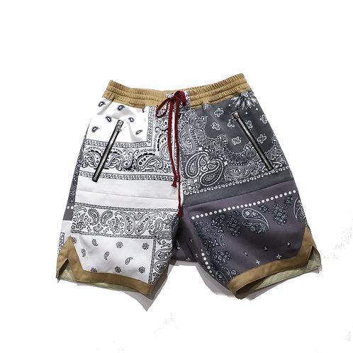 bandana shorts   29