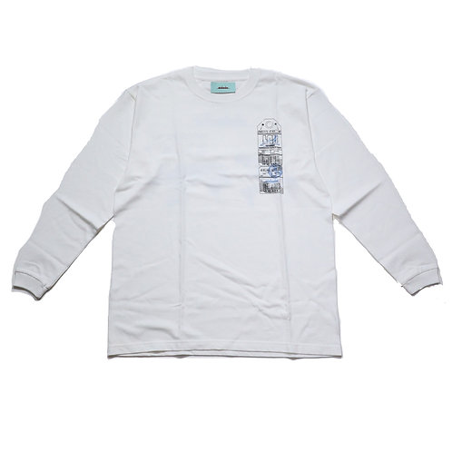 2PACK long sleeve T-shirt / WH