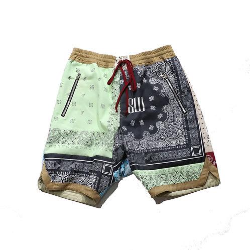 bandana shorts   22