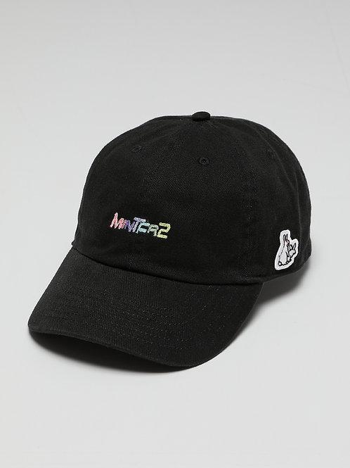 〔MCFR 18_BK〕FR2xMINTCREW 6 PanelCap