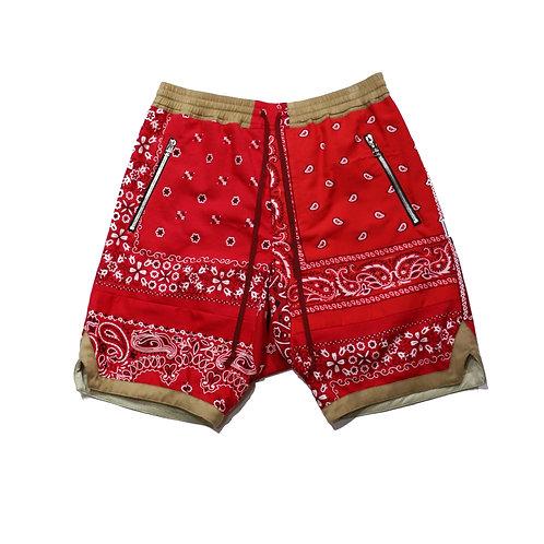 bandana shorts | 27