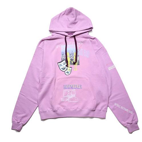 Smaile beyond Bad hoodie / PU