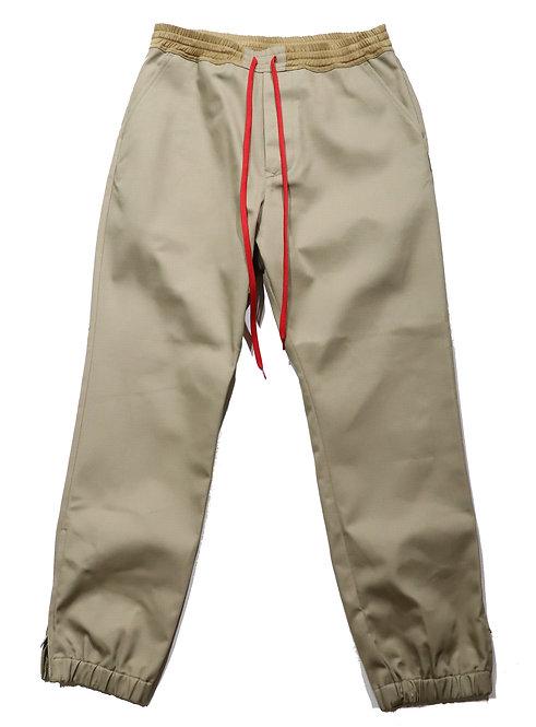 Jogger Work Pants / KHAKI