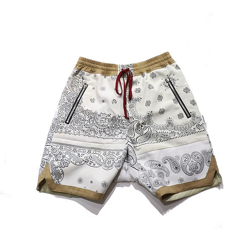 bandana shorts | 30