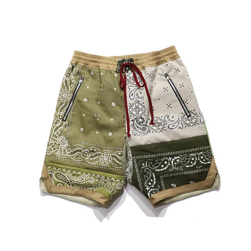 bandana shorts | 15