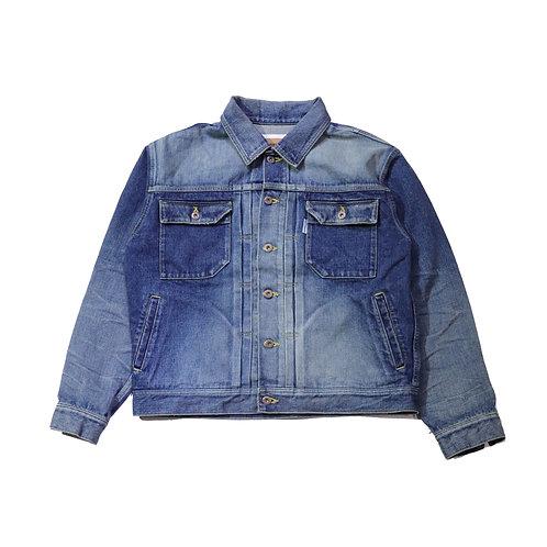 Regular fit TypeⅡ Denim jacket / INIDIGO