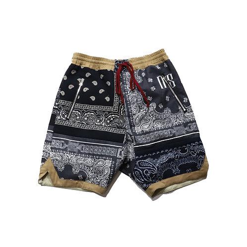 bandana shorts | 14