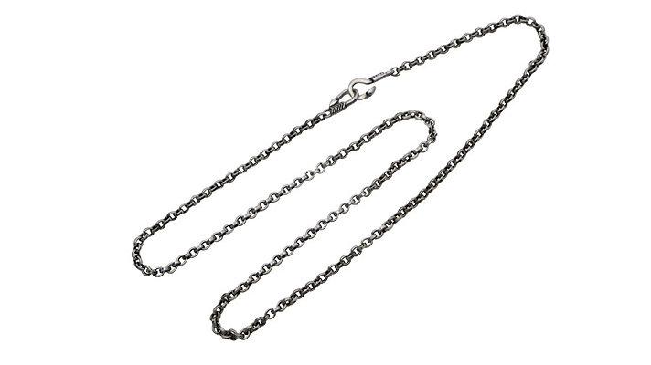 Double Arrow Clasp Chain 24'