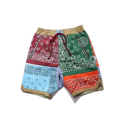 bandana shorts | 05