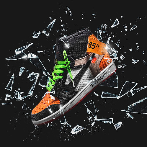"LUX ""Shattered Backboard"" 
