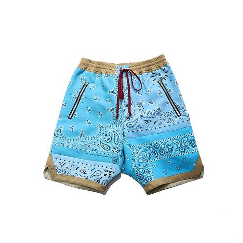 bandana shorts | 08