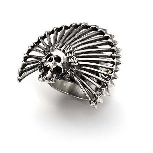 Chief kill Hater Ring