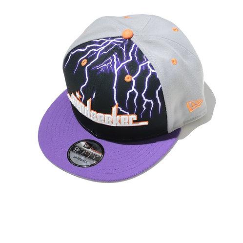 PURPLE THUNDER CAP