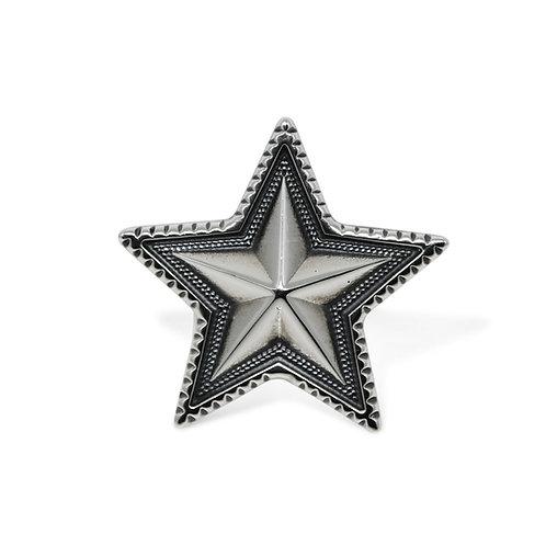SPINNER BIG STAR RING