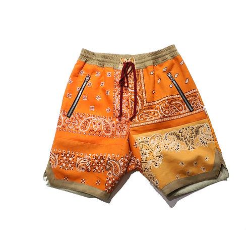 bandana shorts   10