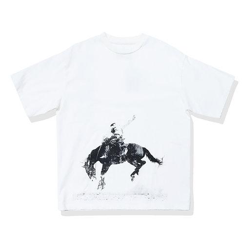 Rodeo T-shirt / WHITE
